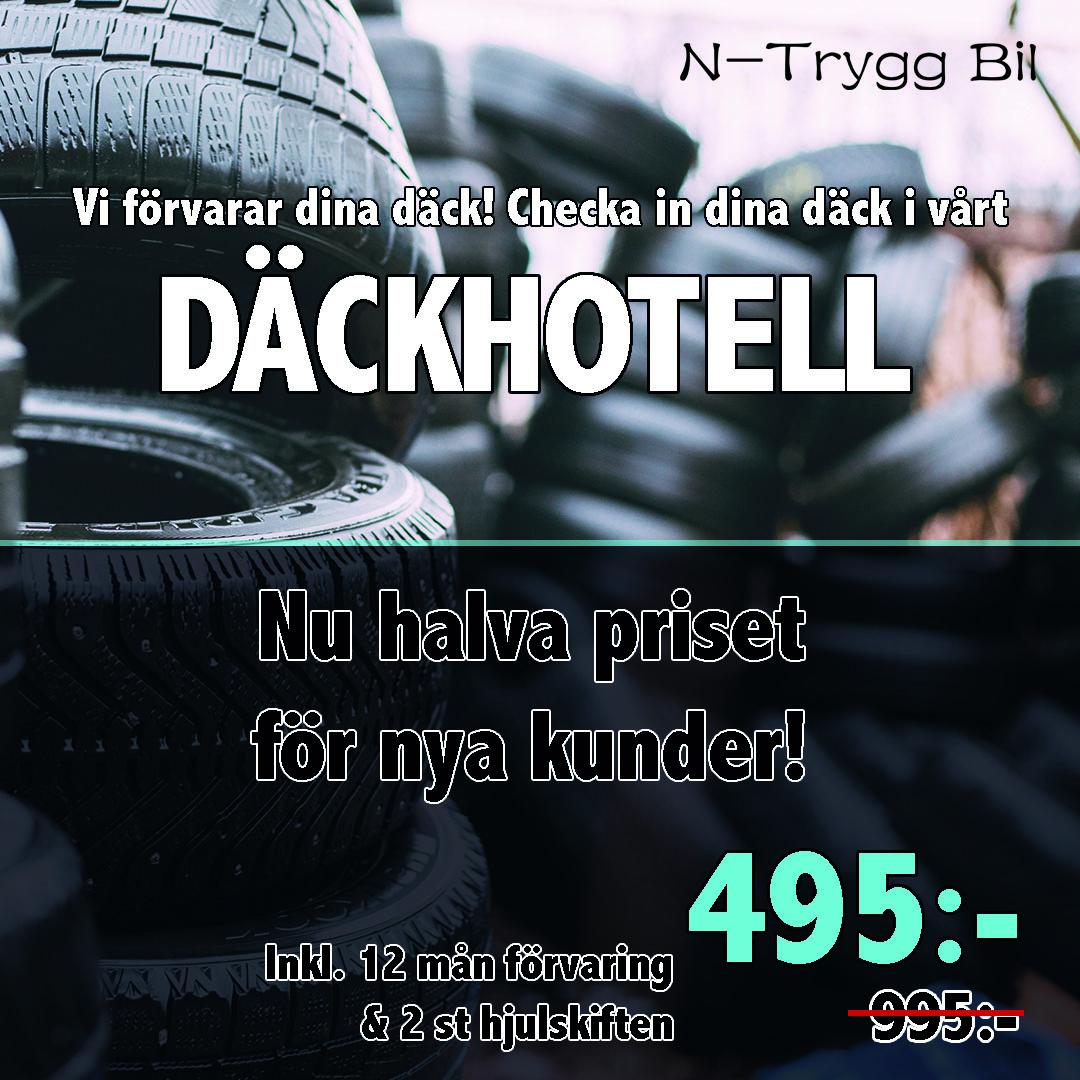 Däckhotell