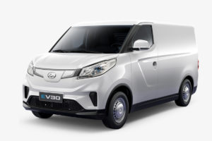 Maxus-E-deliver-3-Transport-Elbil