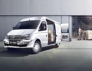 Maxus-EV80-Transport-Elbil